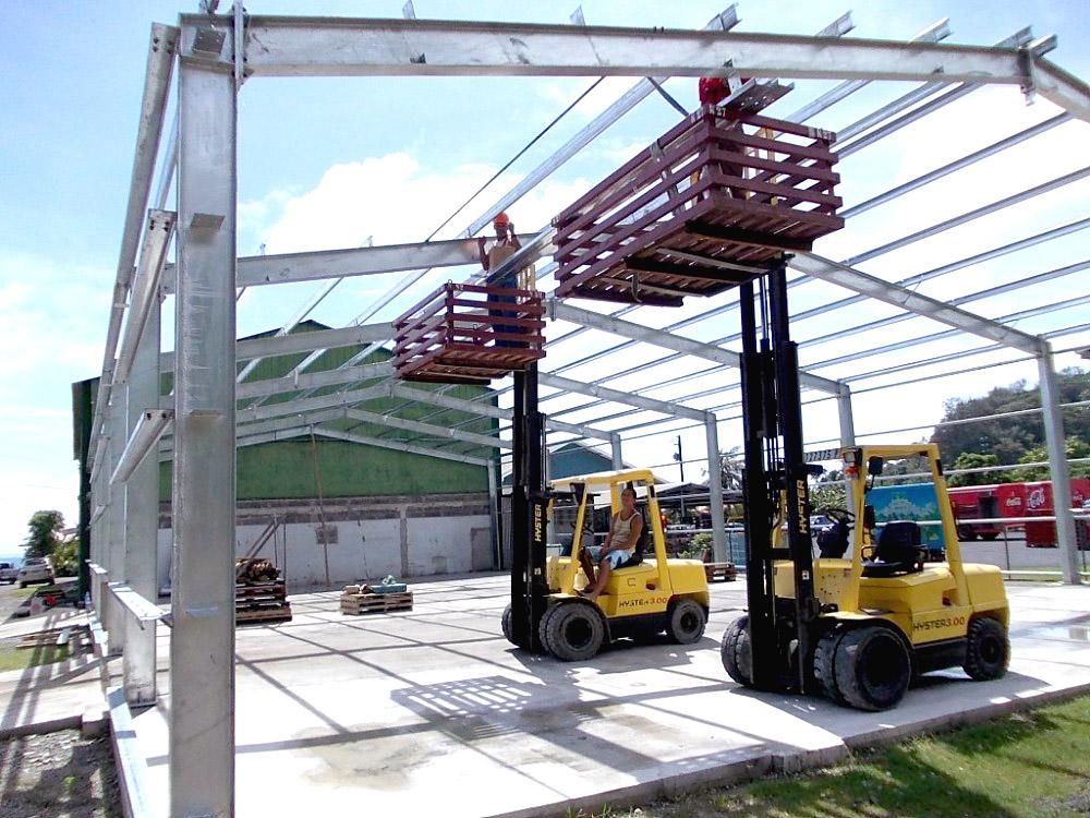 Fabricación De Montajes Y Estructuras Metálicas Perú Lima