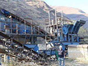 Mantenimiento de Chancadoras -Lima Perú